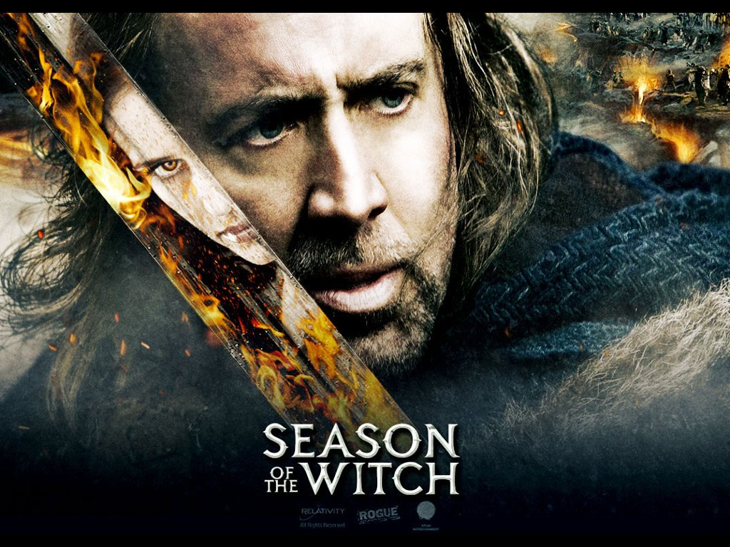Season of the Witch - Nicholas Cage and the Templars - The